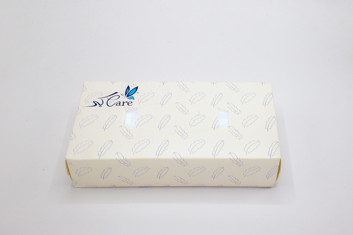 Care flat box 100 2ply image